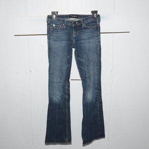 Abercrombie mackenzie girls jeans size 14